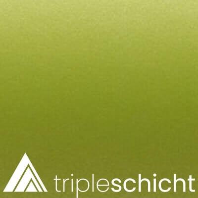 Avery Dennison SWF Yellow Green Matte Metallic AP2260001