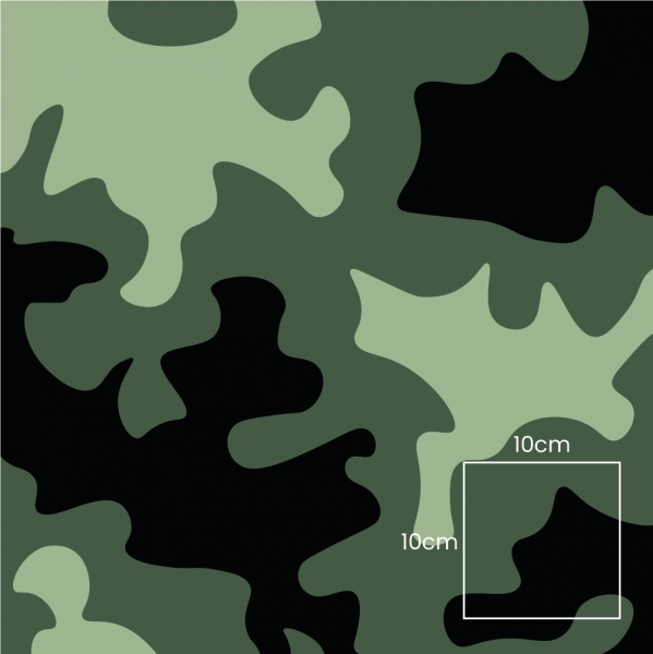 Camouflage Military Olive