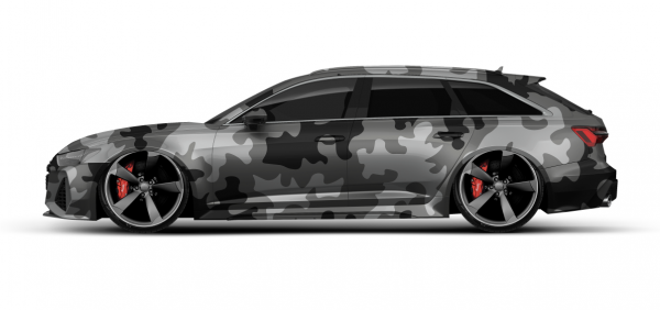 Camouflage Military Grey