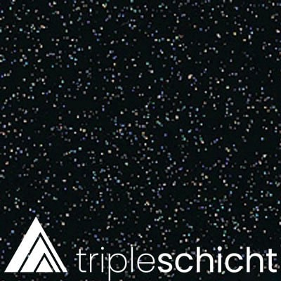 Oracal 970RA-905 Black Galactic Matte