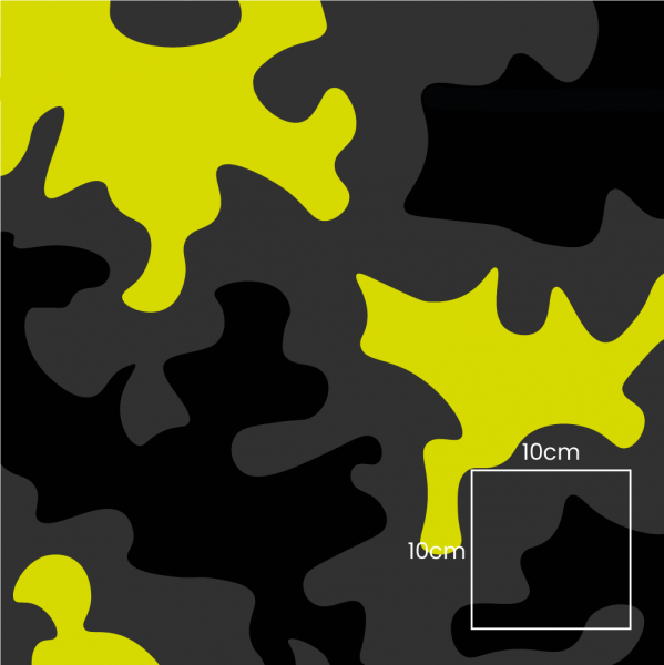 Camouflage Military Yellow