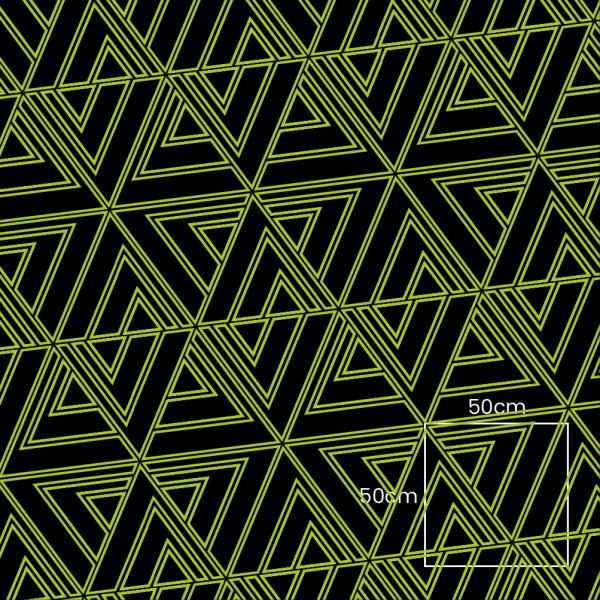 Symmetrie Lime Green
