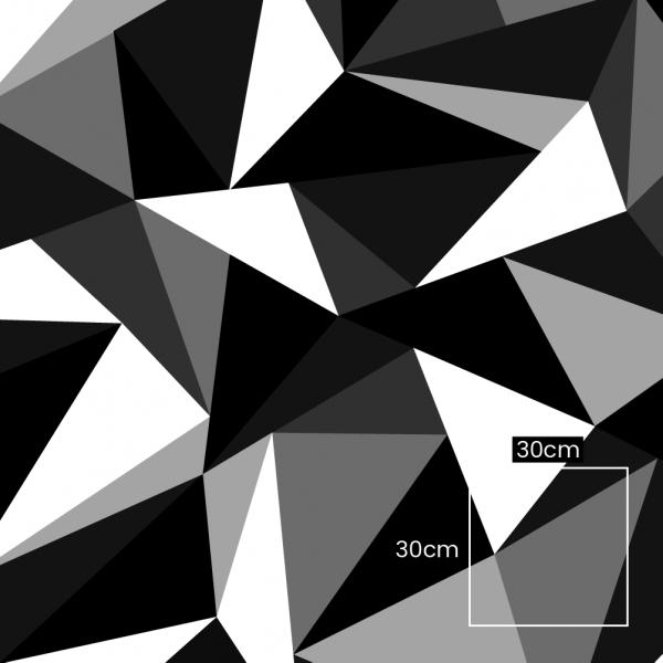 Triangle Black & White