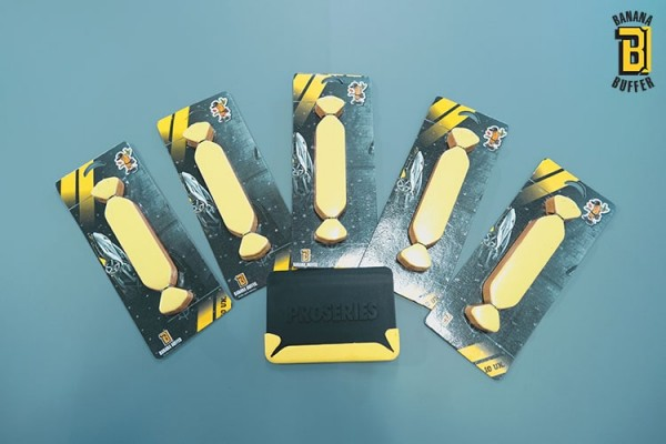 Banana Buffer - Rakelschutz