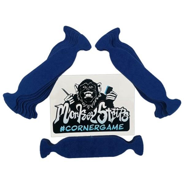 Monkey Strips Blue #cornergame