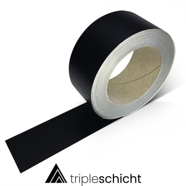 Anti Chrome Tape Oracal 970RA Schwarz Gloss 5cm x 25m