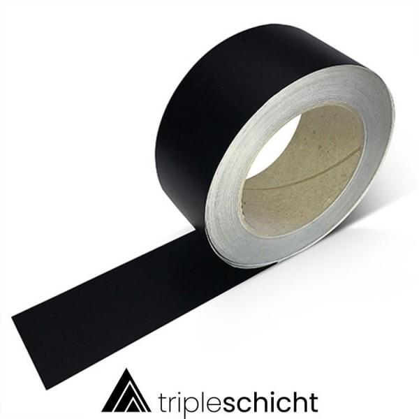 Anti Chrome Tape Schwarz Super Matte 11cm x 25m Oracal 970 RA