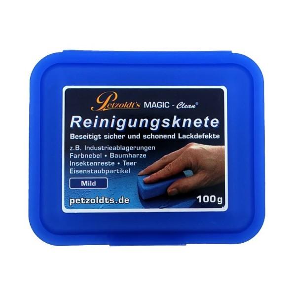 Petzoldt's Magic-Clean Reinigungsknete Blau 100g