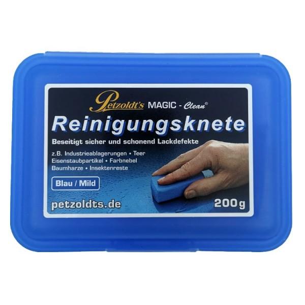 Petzoldt's Magic-Clean Reinigungsknete Blau 200g
