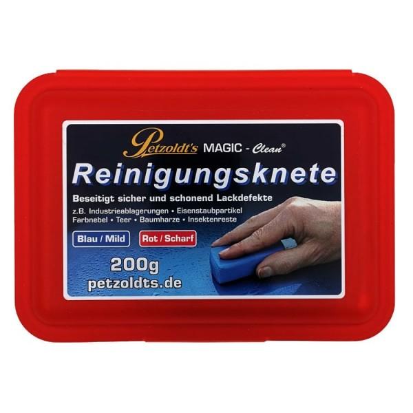 Petzoldt's Magic-Clean Reinigungsknete Rot 200g